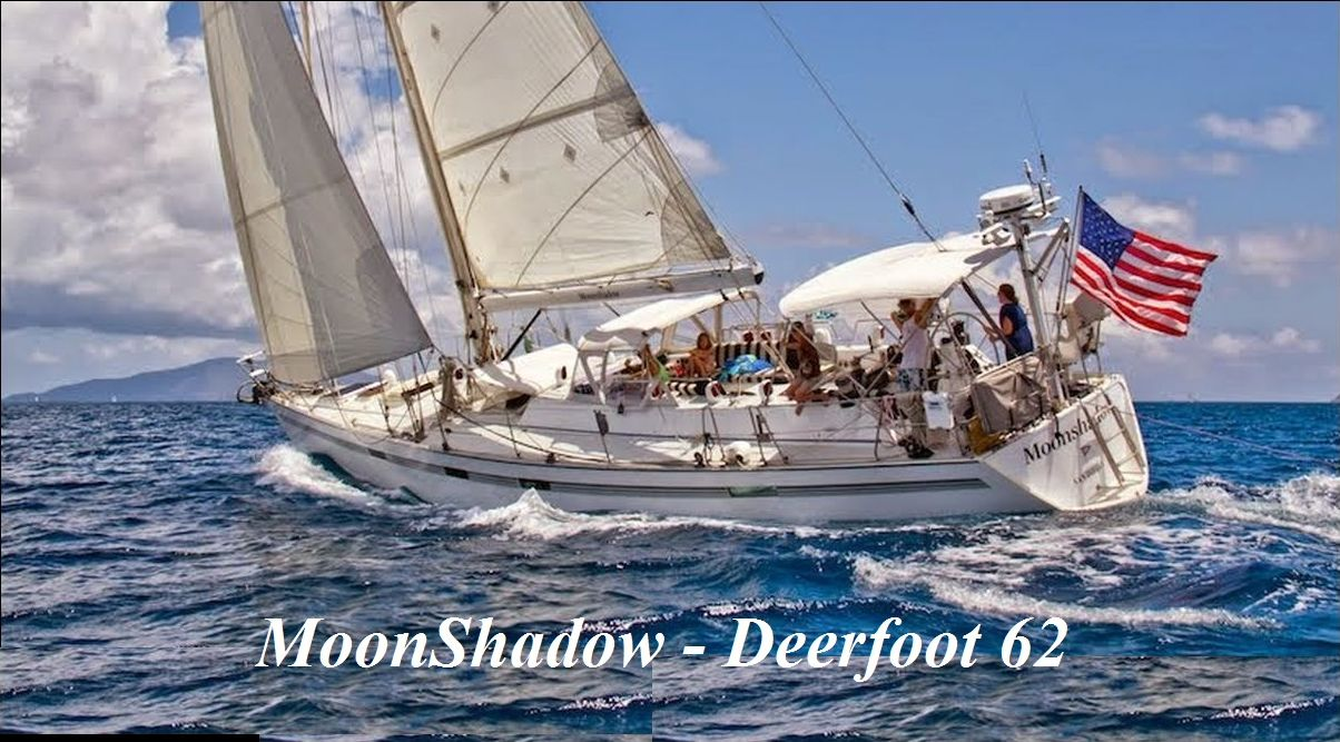 Moonshadow-Deerfoot62, passage weather, weather router, passage weather