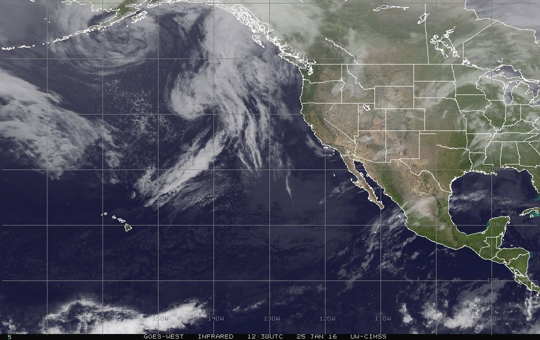 pacific satellite weather map Satellite Weather Ocean Pro Weather Offshore Weather pacific satellite weather map