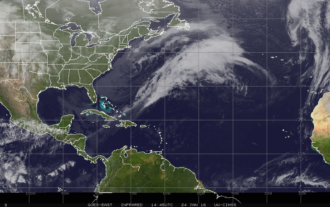 Satellite weather | Ocean-Pro Weather - offshore weather